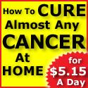 CURE CANCER AMAZING BOOK