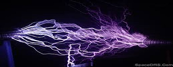 tesla coil spark