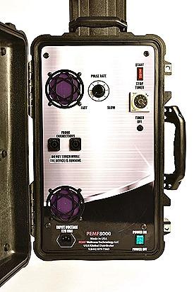 PEMF8000 Case Unit
