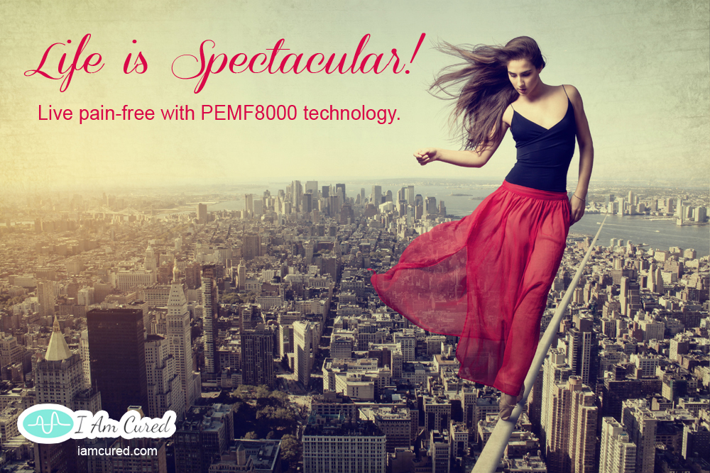 Live Pain Free with the PEMF8000